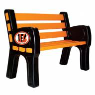 Cincinnati Bengals Park Bench