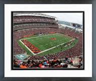 Cincinnati Bengals Paul Brown Stadium Framed Photo