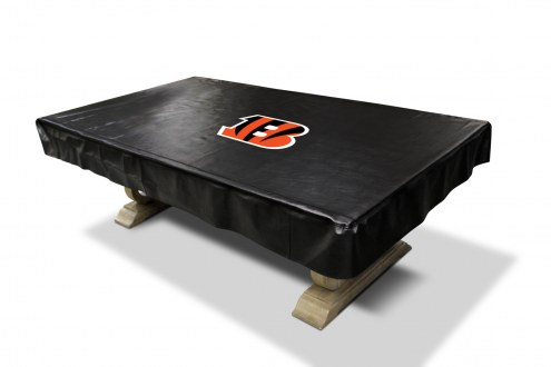 Cincinnati Bengals Pool Table Cover