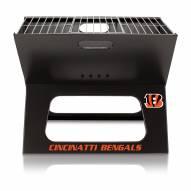 Cincinnati Bengals Portable Charcoal X-Grill