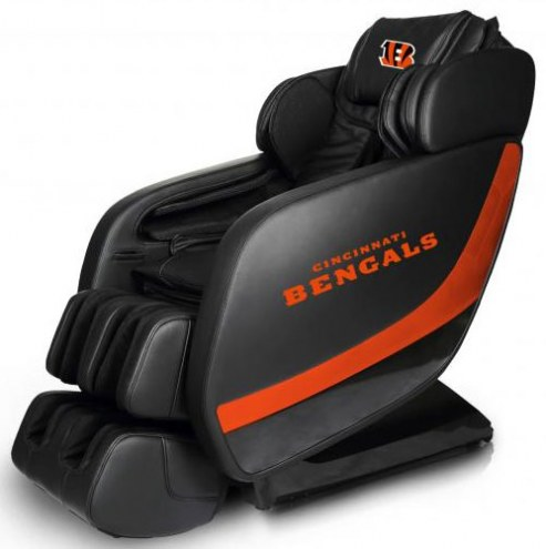 Cincinnati Bengals Professional 3D Massage Chair