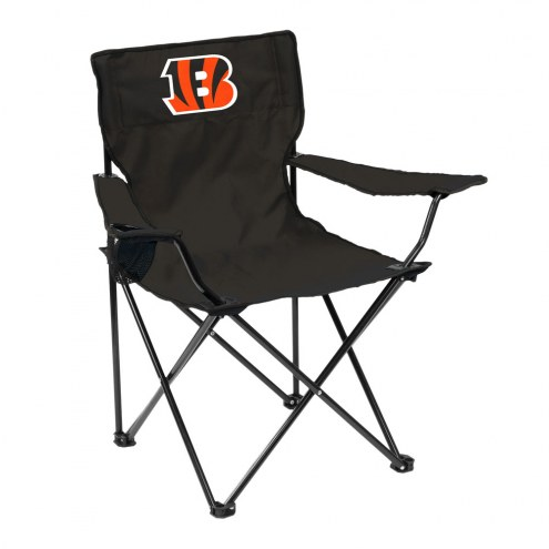 Cincinnati Bengals Quad Folding Chair