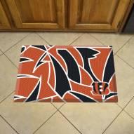 Cincinnati Bengals Quicksnap Scraper Door Mat