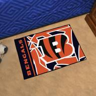 Cincinnati Bengals Quicksnap Starter Rug