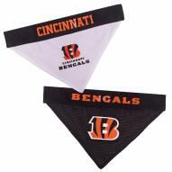 Cincinnati Bengals Reversible Dog Bandana