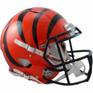 Cincinnati Bengals Riddell Speed Full Size Authentic Football Helmet