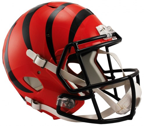 Cincinnati Bengals Riddell Speed Collectible Football Helmet