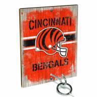 Cincinnati Bengals Ring Toss Game