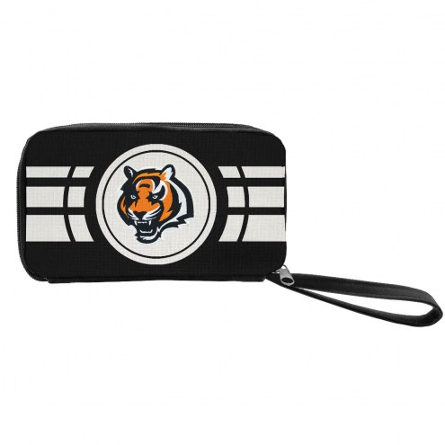 Cincinnati Bengals Ripple Zip Wallet