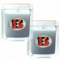 Cincinnati Bengals Scented Candle Set