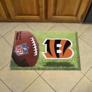 Cincinnati Bengals Scraper Door Mat
