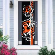 Cincinnati Bengals Door Banner