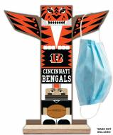 Cincinnati Bengals Totem Mask Holder