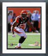 Cincinnati Bengals Vincent Rey Action Framed Photo