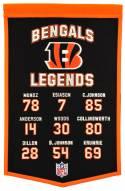 Cincinnati Bengals Legends Banner