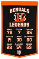 Cincinnati Bengals Legends Banner