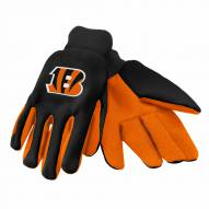 Cincinnati Bengals Work Gloves