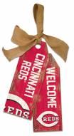 "Cincinnati Reds 12"" Team Tags"