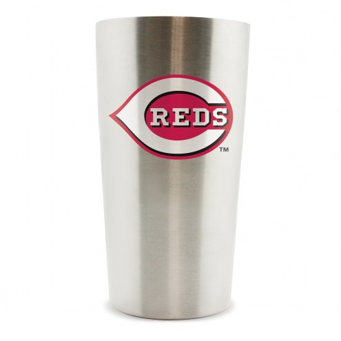 Cincinnati Reds 14 oz. Stainless Steel Thermo Cup