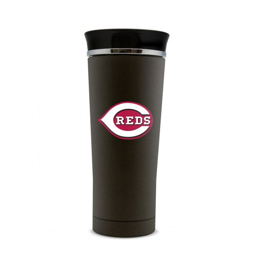 Cincinnati Reds 18 oz. Stainless Steel Thermo Tumbler