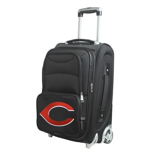 """Cincinnati Reds 21"""" Carry-On Luggage"""