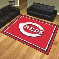 Cincinnati Reds 8' x 10' Area Rug