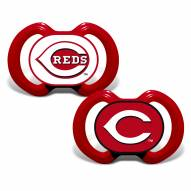 Cincinnati Reds Baby Pacifier 2-Pack
