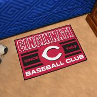 Cincinnati Reds Baseball Club Starter Rug