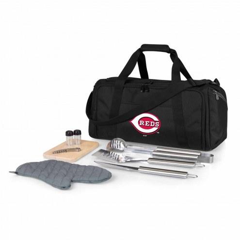 Cincinnati Reds BBQ Kit Cooler