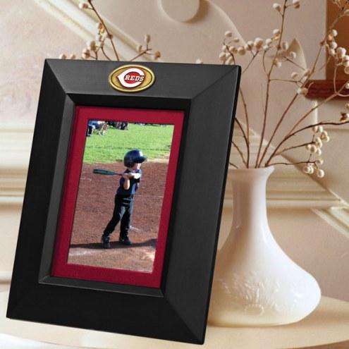 Cincinnati Reds Black Picture Frame