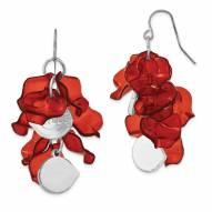 Cincinnati Reds Celebration Dangle Earrings