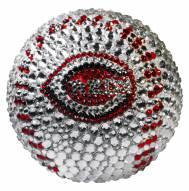 Cincinnati Reds Swarovski Crystal Baseball