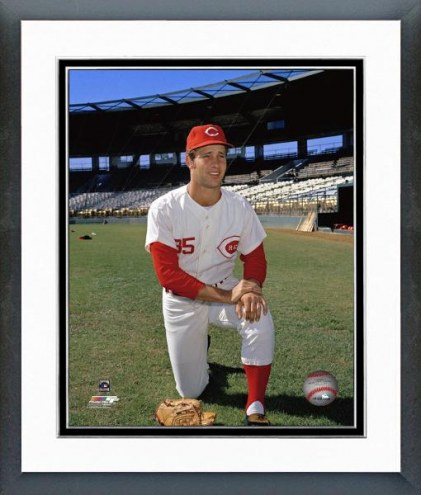 Cincinnati Reds Don Gullett Posed Framed Photo