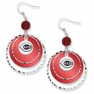 Cincinnati Reds Game Day Earrings