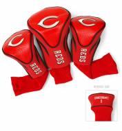 Cincinnati Reds Golf Headcovers - 3 Pack