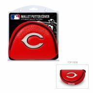 Cincinnati Reds Golf Mallet Putter Cover