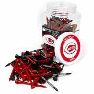 Cincinnati Reds 175 Golf Tee Jar