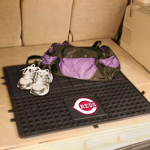 Cincinnati Reds Heavy Duty Vinyl Cargo Mat
