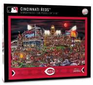 Cincinnati Reds Joe Journeyman Puzzle