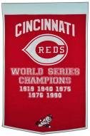 Cincinnati Reds Major League Baseball Dynasty Banner