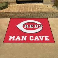 Cincinnati Reds Man Cave All-Star Rug