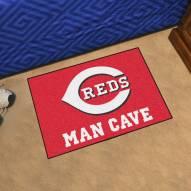 Cincinnati Reds Man Cave Starter Mat