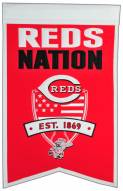 Cincinnati Reds Nations Banner