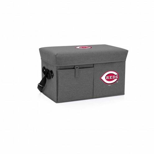Cincinnati Reds Ottoman Cooler & Seat