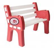 Cincinnati Reds Park Bench