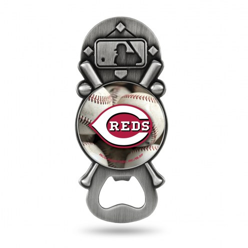 Cincinnati Reds Party Starter Bottle Opener