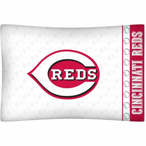 Cincinnati Reds Pillow Case
