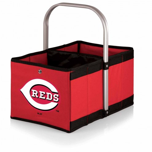 Cincinnati Reds Red Urban Picnic Basket