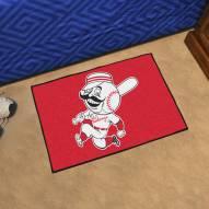 Cincinnati Reds Starter Rug