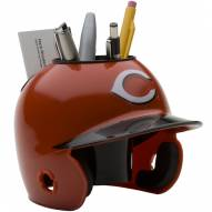 Cincinnati Reds Schutt Batting Helmet Desk Caddy